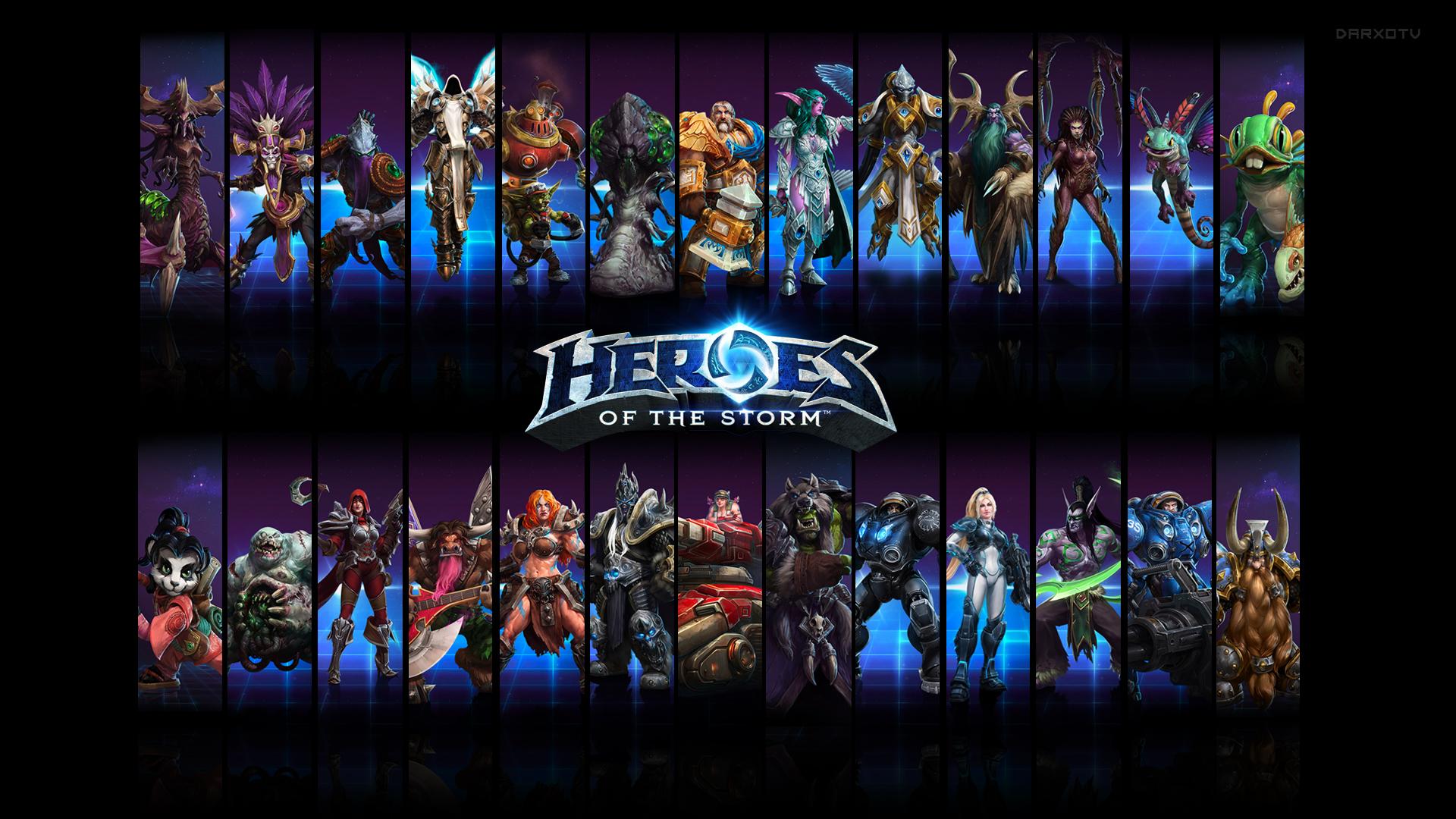 Heroes Blizzard Entertainment Wallpapers 1920x1080