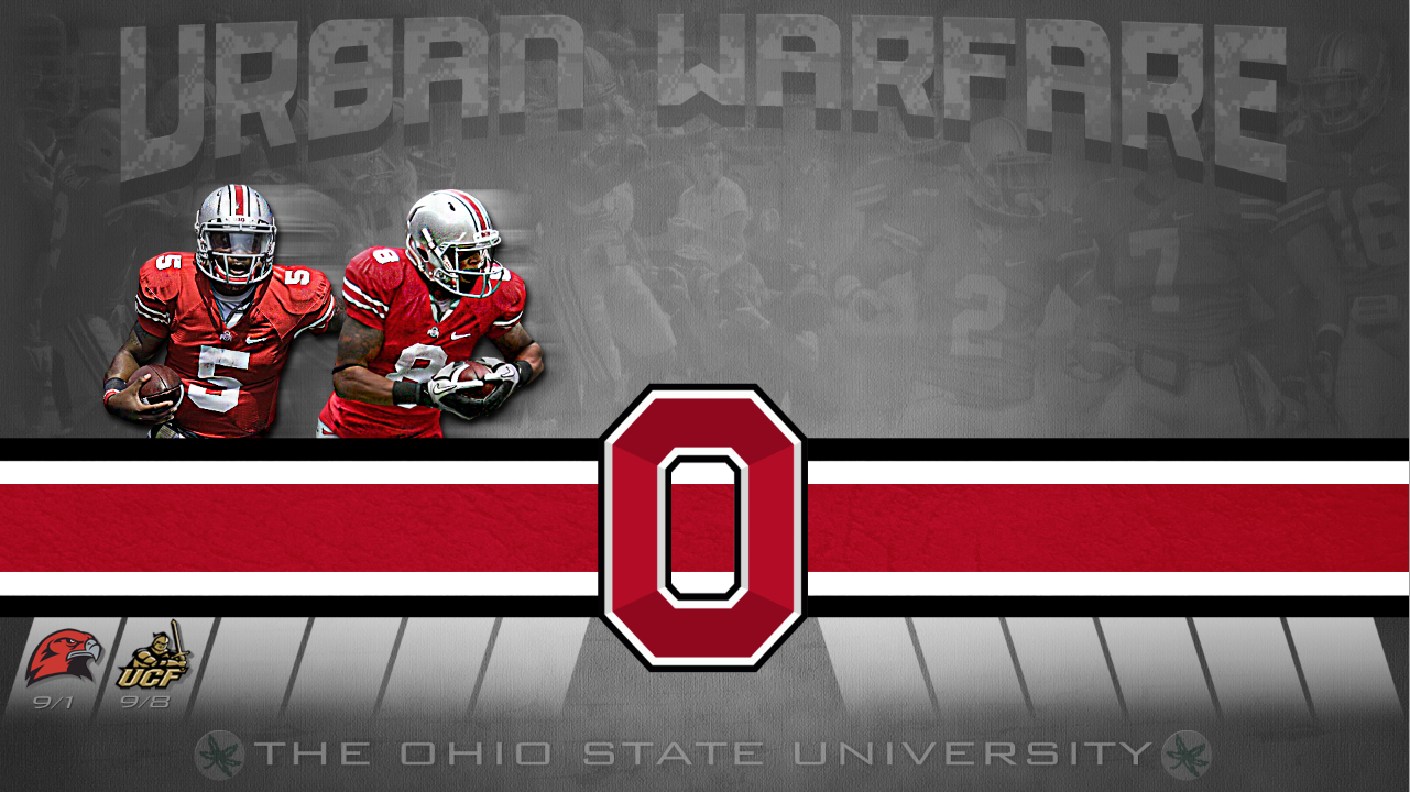 Ohio State Buckeye Wallpapers 1281x720