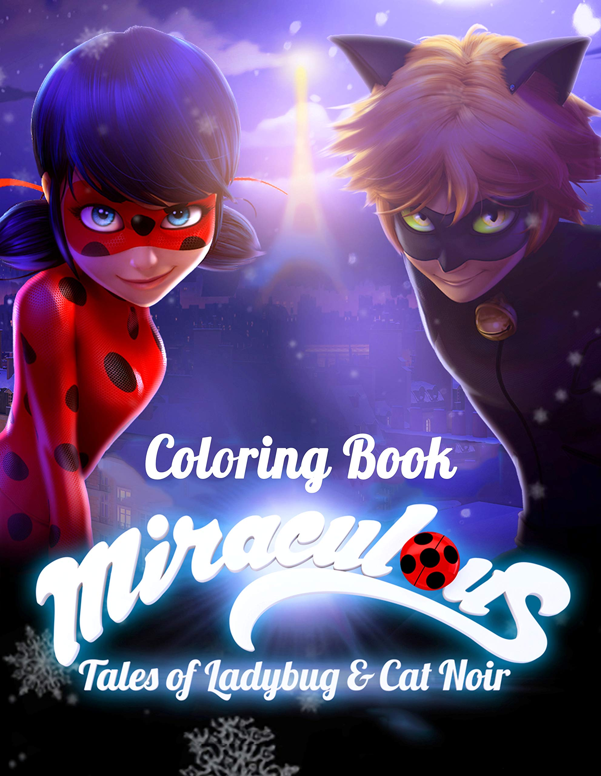 Free Download Miraculous Tales Of Ladybug And Cat Noir Coloring