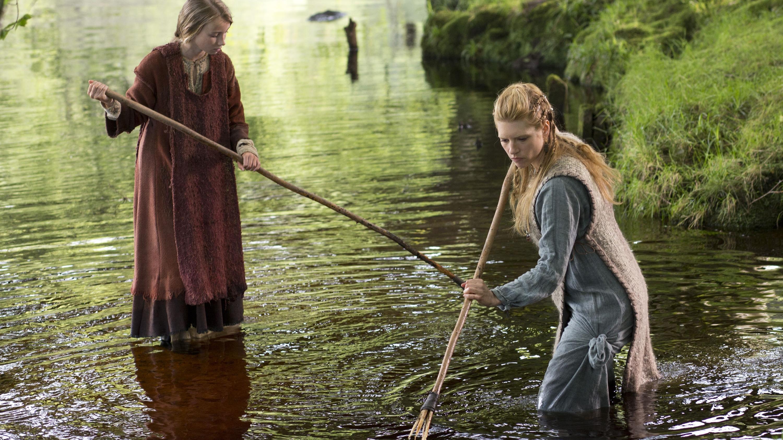 Vikings TV Series Desktop Wallpaper   HD Background 3000x1687