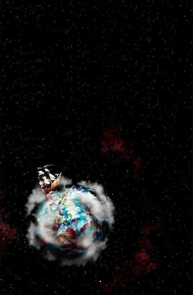 Made a Violent Waves wallpaper for you Circa Survive fans out 640x980