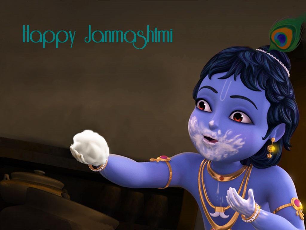 Free download Happy Janmashtmi Natkhat 1080p [1024x768] for