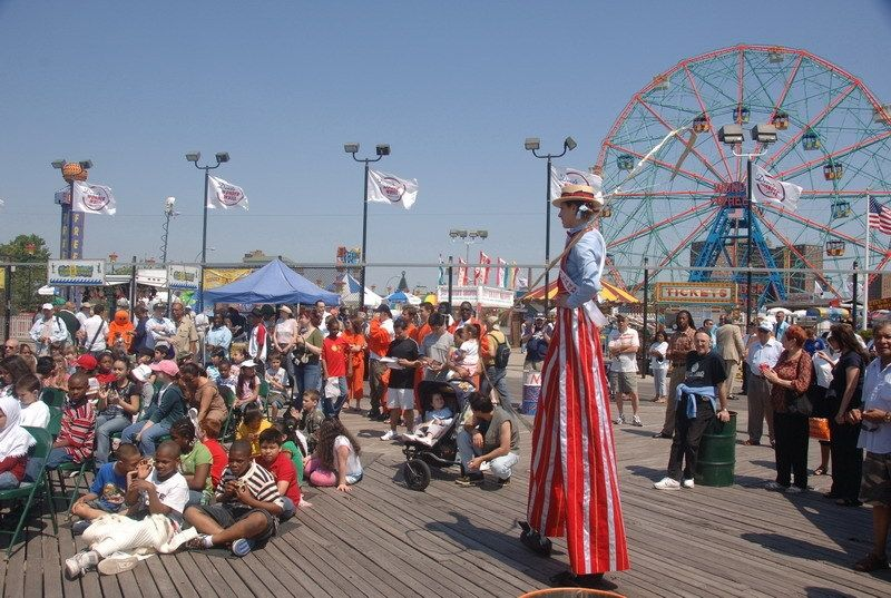 Coney Island Beach Boardwalk Bathrooms NYC Parks 800x537