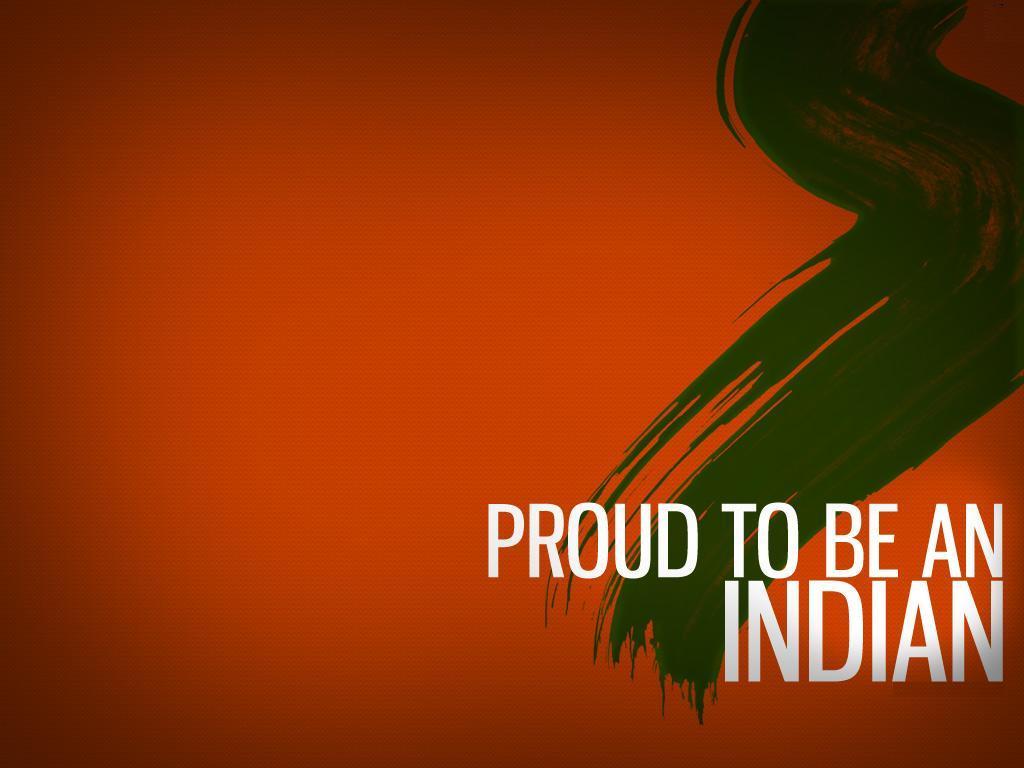 India Wallpapers Proud to be Indian Vande Mataram 1024x768