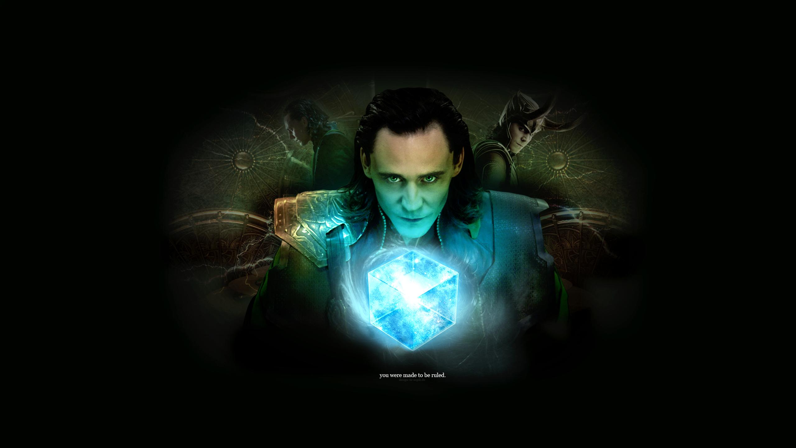 Loki Tom 25601440 Wallpaper 2110072 2560x1440