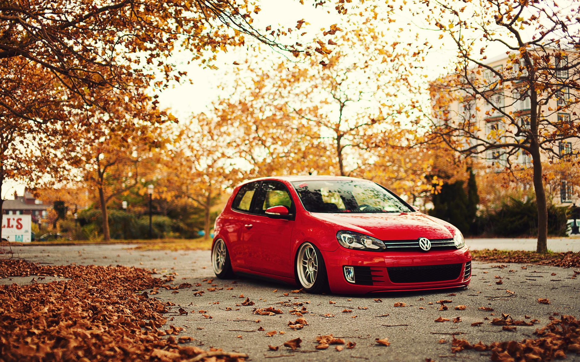 Vw Golf Wallpaper Wallpapersafari