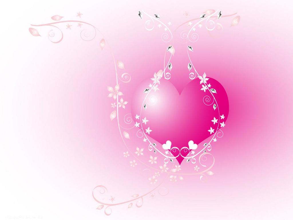 Get Valentines PowerPoint Backgrounds   Le blog de Dorchide 1024x768