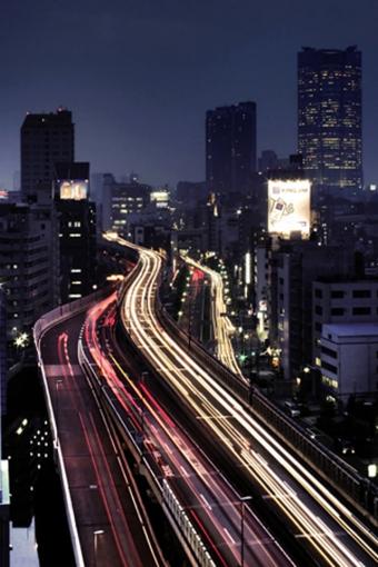 City Lights IPhone HD Wallpaper Download 340x510