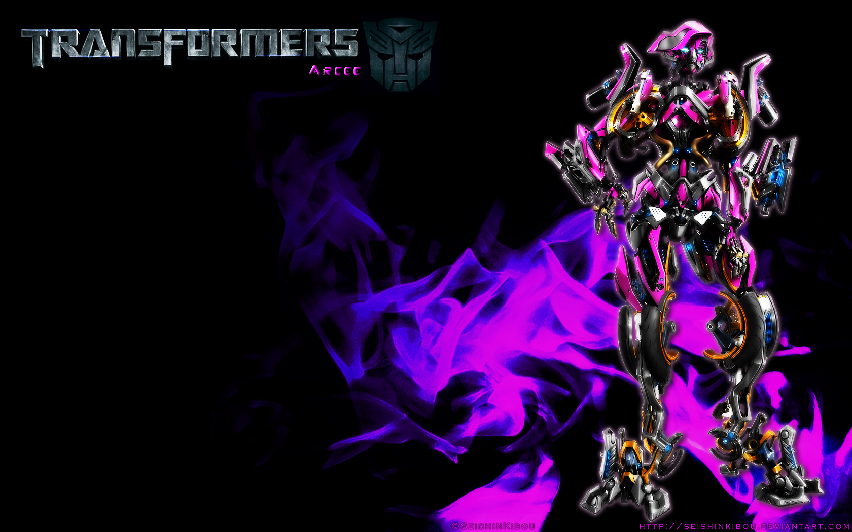 Transformers Movie Wallpapers Full Size   Transformers Movie Arcee 1680x1050