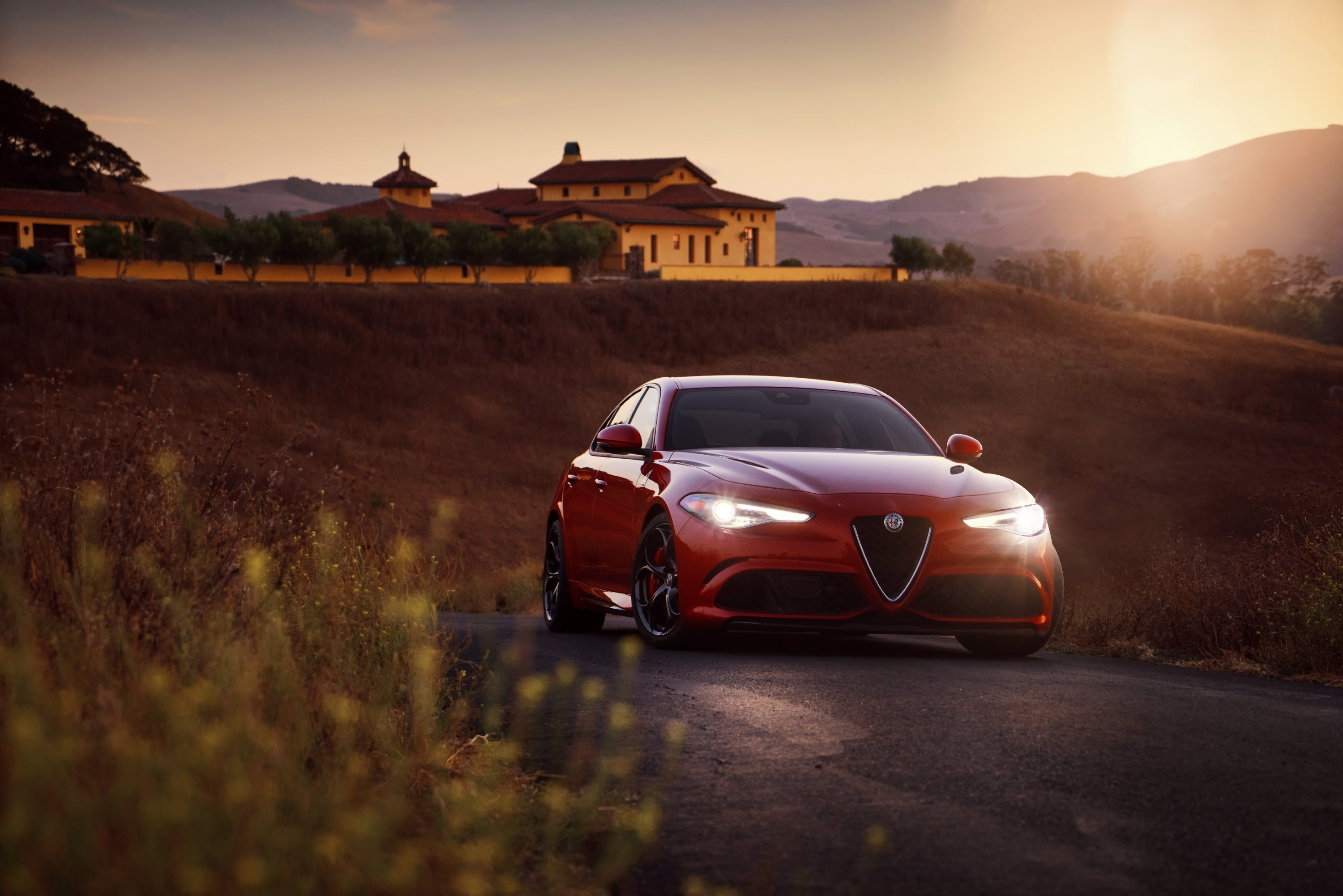 Alfa Romeo Giulia Wallpapers and Background Images   stmednet 3000x2002