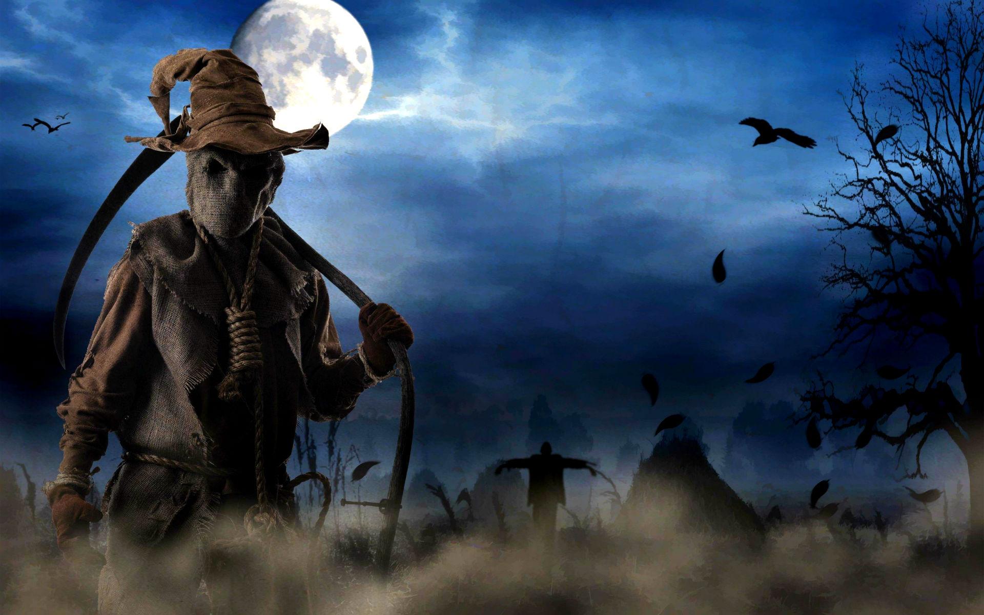 Download Free Hd Horror Wallpapers: Creepy Halloween Wallpapers For Desktop