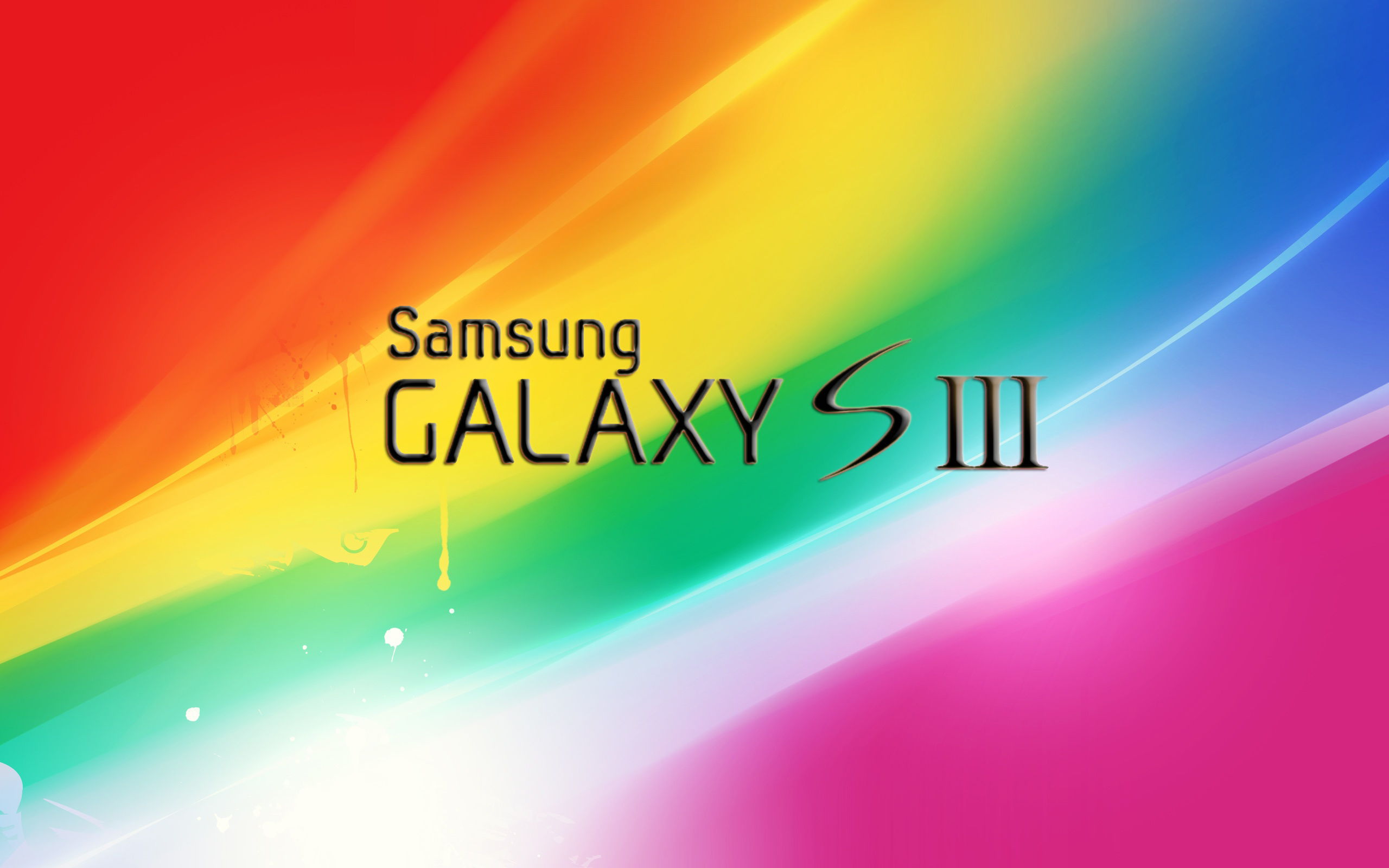 cran Samsung Galaxy S3 tous les wallpapers Samsung Galaxy S3 2560x1600