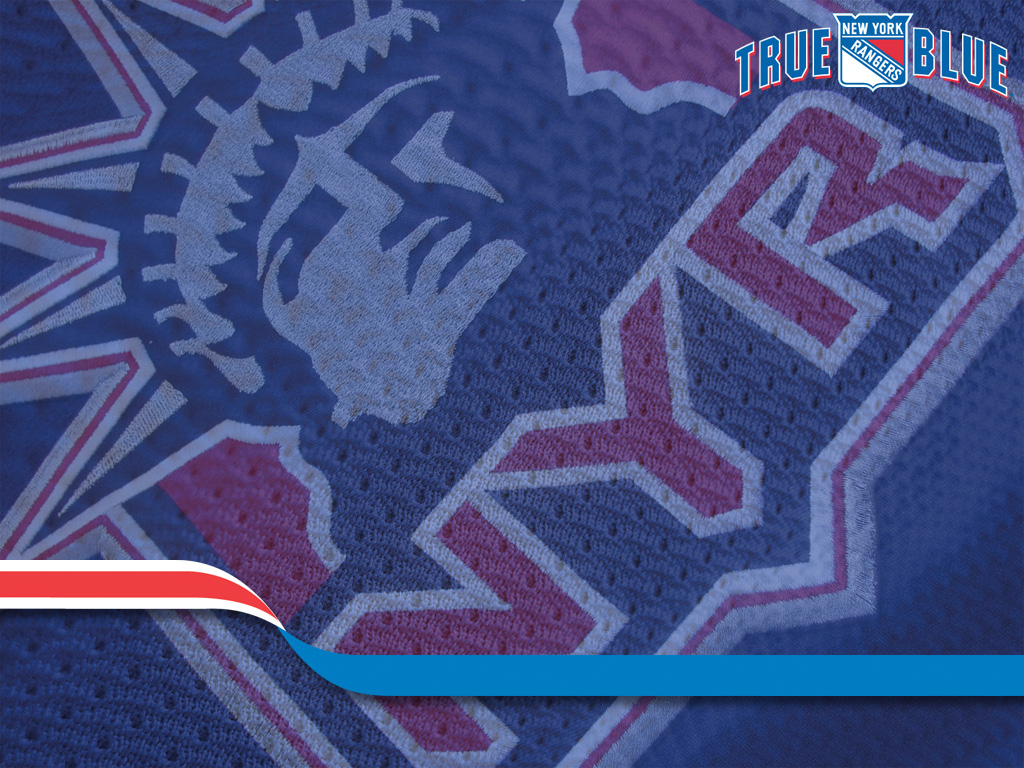 Free Download New York Rangers Logo Wallpaper Images 1024x768