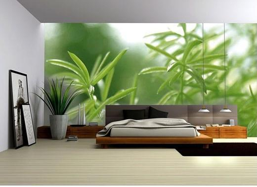 Wall Decorating designs   Living Room Wall Decoration Ideas   Modern 520x378
