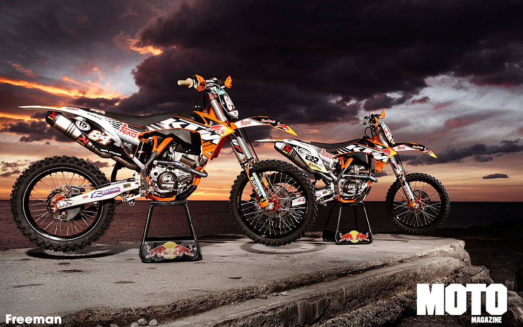 Factory KTM Wallpapers to grace your desktops   Moto Magazine 1024x640
