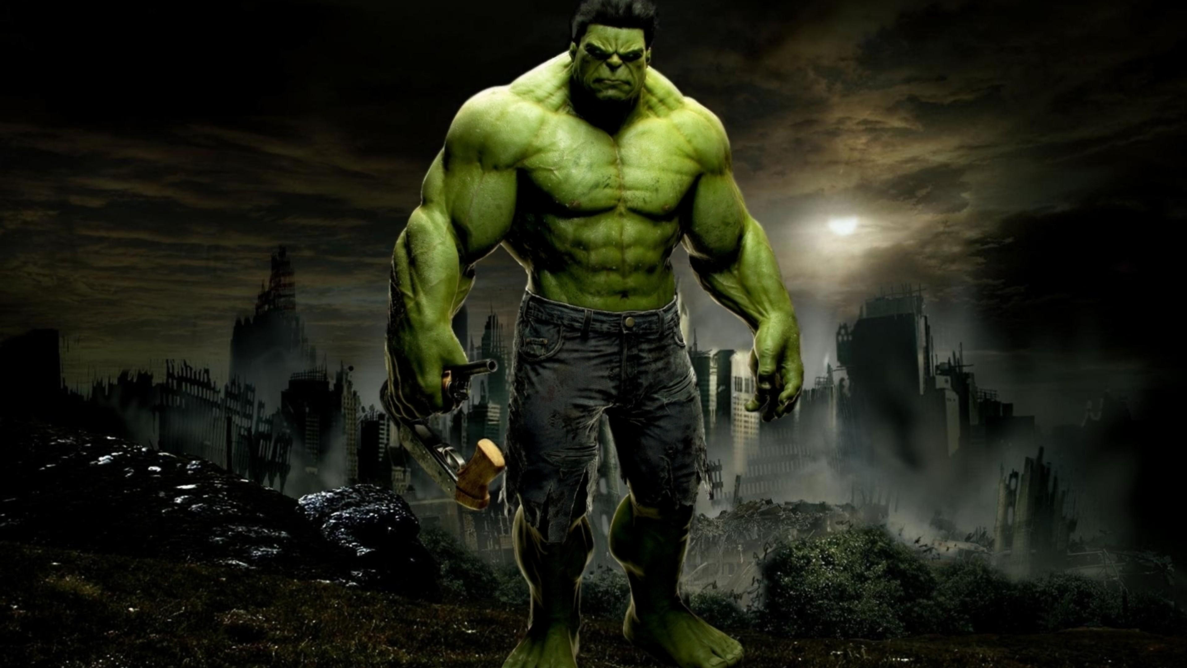 47 The Incredible Hulk Desktop Wallpaper On Wallpapersafari