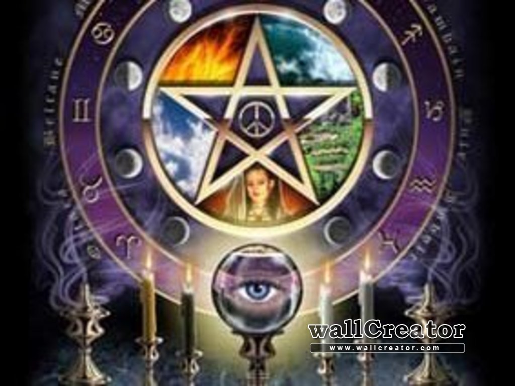 Wiccan Pentacle Wallpaper Download this wallpaper 1024x767