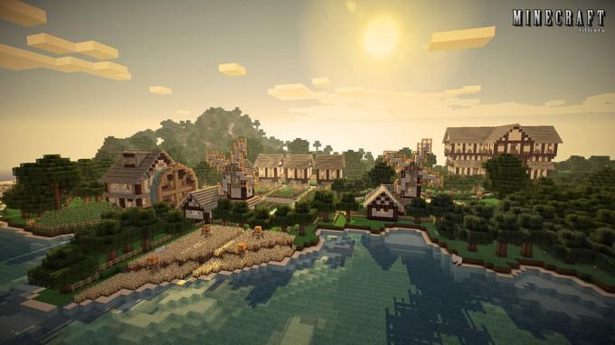 30 Epic Minecraft Wallpapers   7   Pelfind 680x382