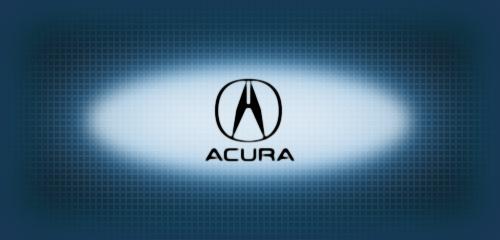 Acura Logo Wallpaper 500x240