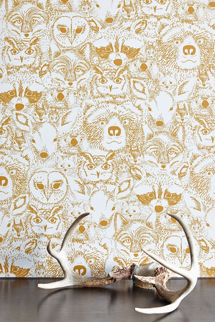 Chasing Paper Wild Removable Wallpaper   Urban Outfitters 736x1104