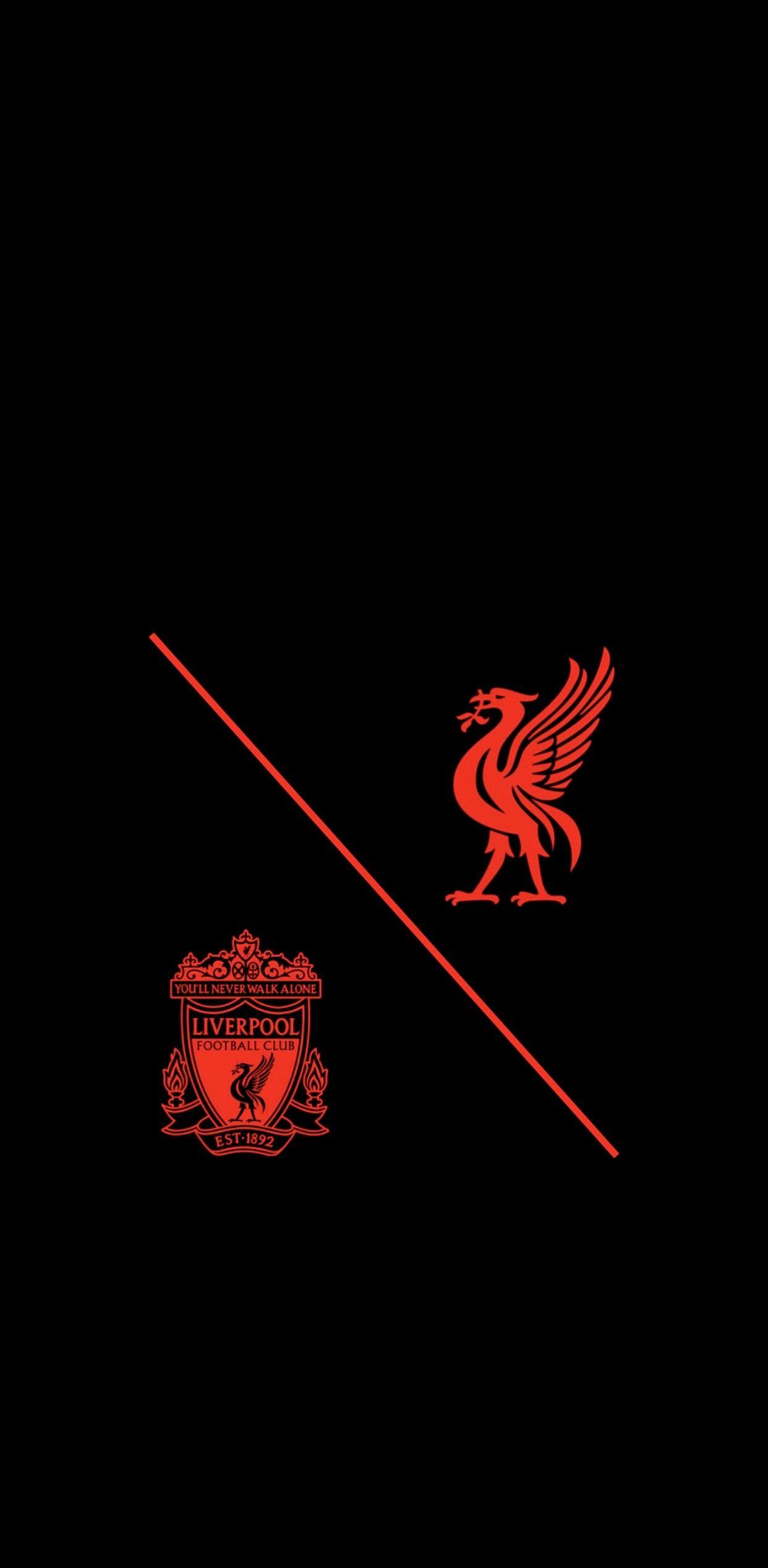 Liverpool Wallpaper di 2021 Olahraga Wallpaper ponsel Buku 1242x2534