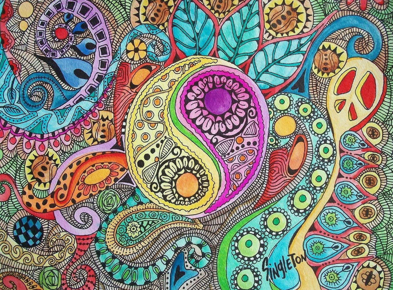 Hippie Backgrounds For Twitter Images Pictures   Becuo 1600x1182