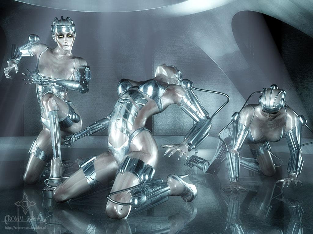 art erotic fantasy   hi tech   female fantasy art jpeg 1024x768