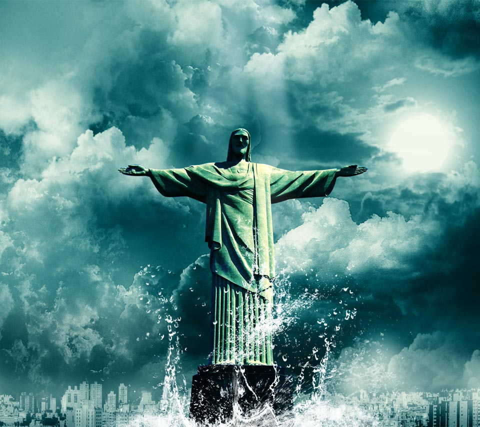 Christ The Redeemer Wallpaper