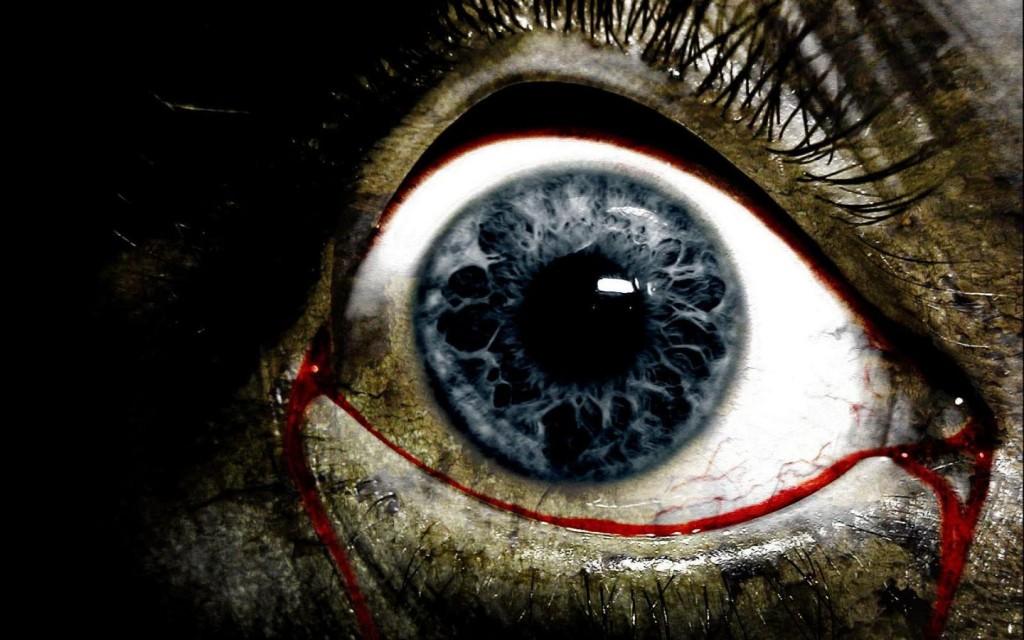 horror eye wallpaper hd - photo #8