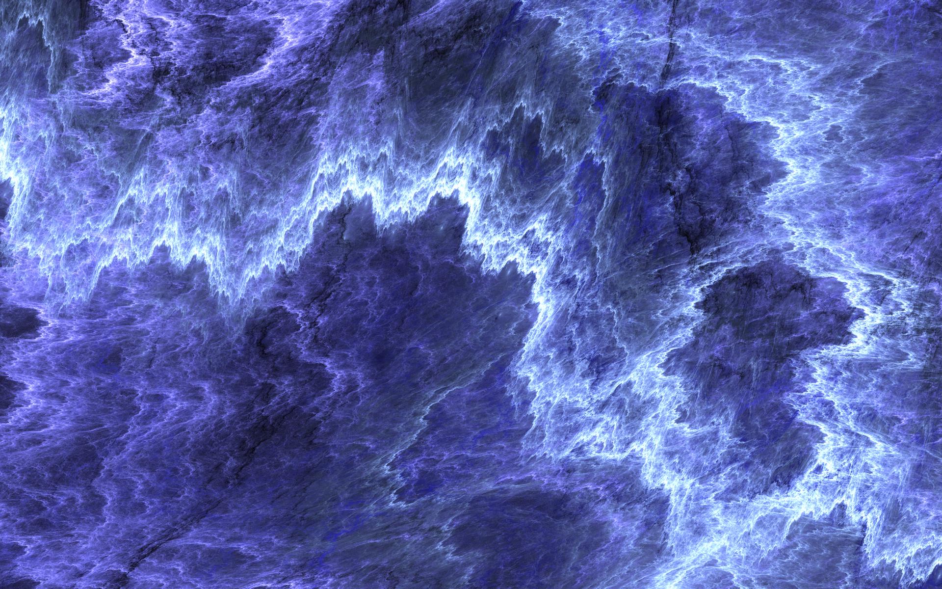 BurraMundi Electric Blue Marble DesktopWallpaper 1920x1200