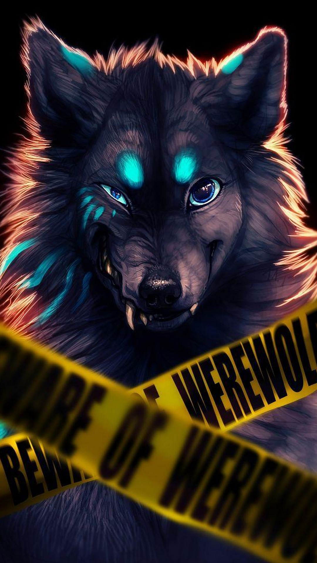 Cool Wolf Phone Wallpaper With High resolution Pixel   Cool Wolf 1080x1920