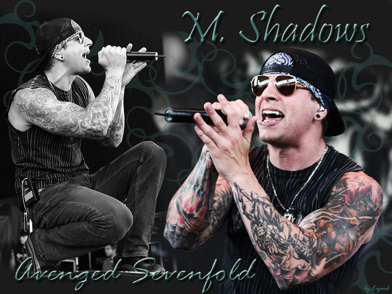 Go Back Gallery For M Shadows Wallpaper 800x600