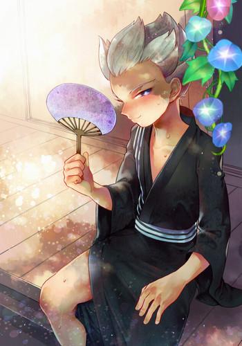 Shya GenjiAxel Blaze images Gouenji Shuuya HD wallpaper 350x500