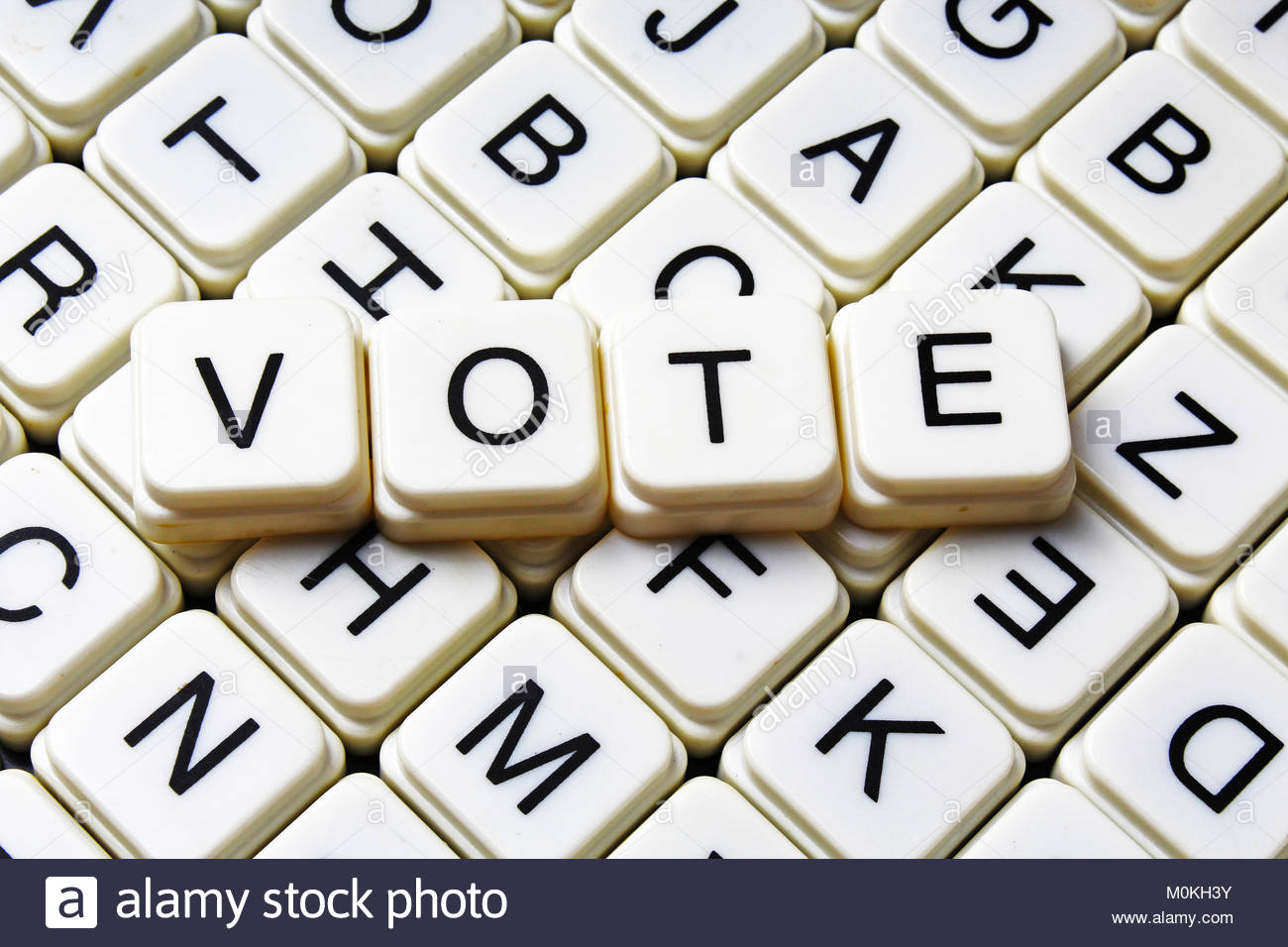 Vote text word crossword title caption label cover background 1300x956