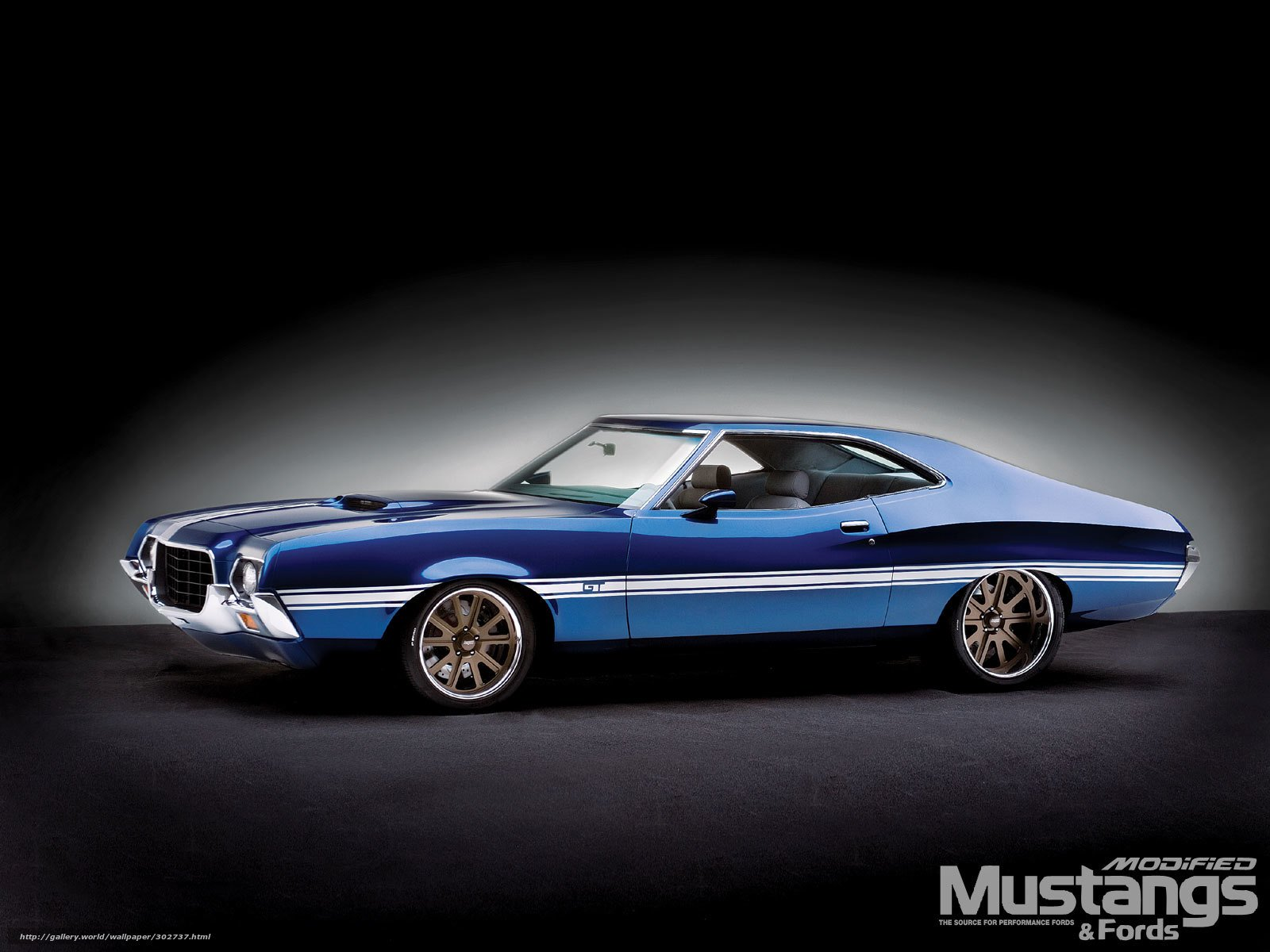 Download wallpaper Car machine muscle car Tuning desktop 1600x1200