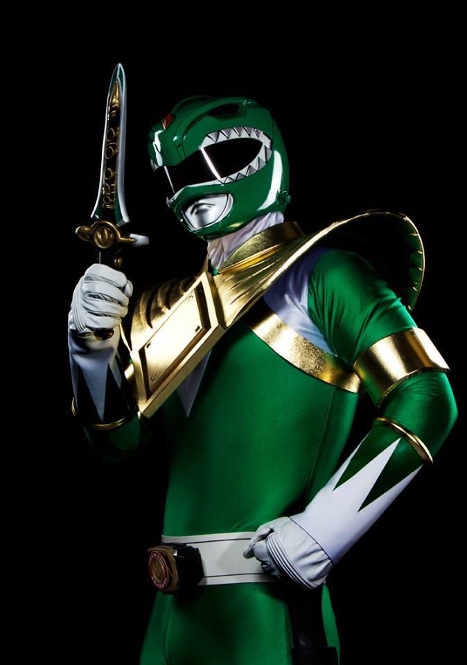 mighty morphin green ranger wallpaper - photo #18