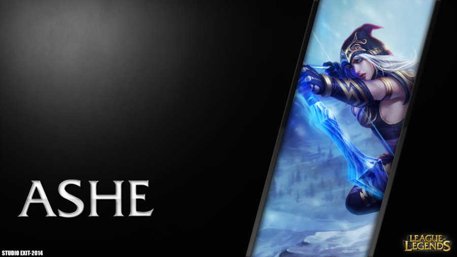 Free Download League Of Legends Wallpaper Ashe Wallpaper