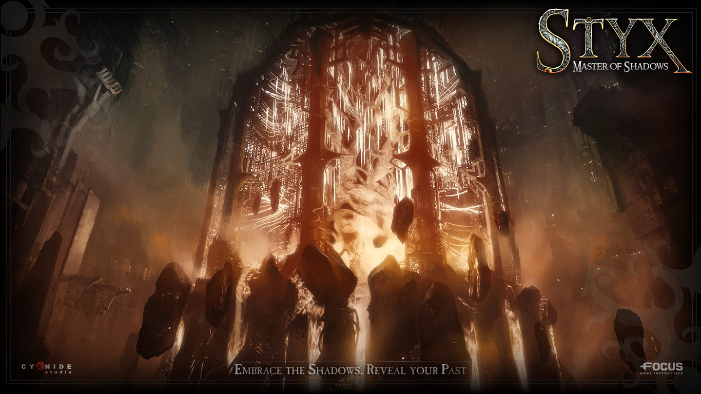 Wallpapers   Styx Master of Shadows 1366x768