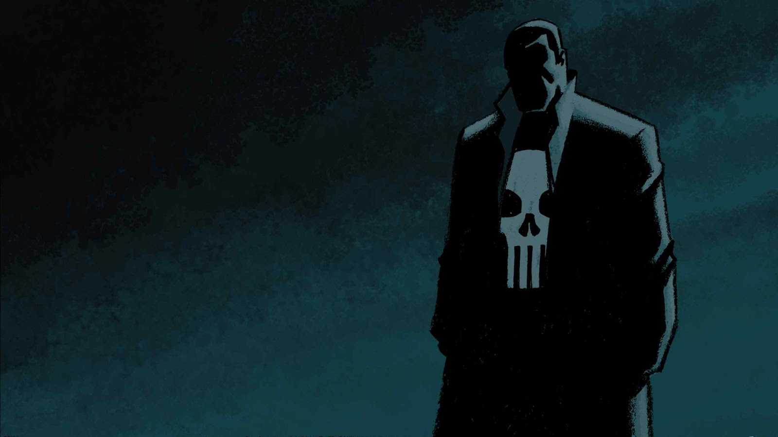 Comic Wallpapers The Punisher   Comic Wallpaper 1600x900