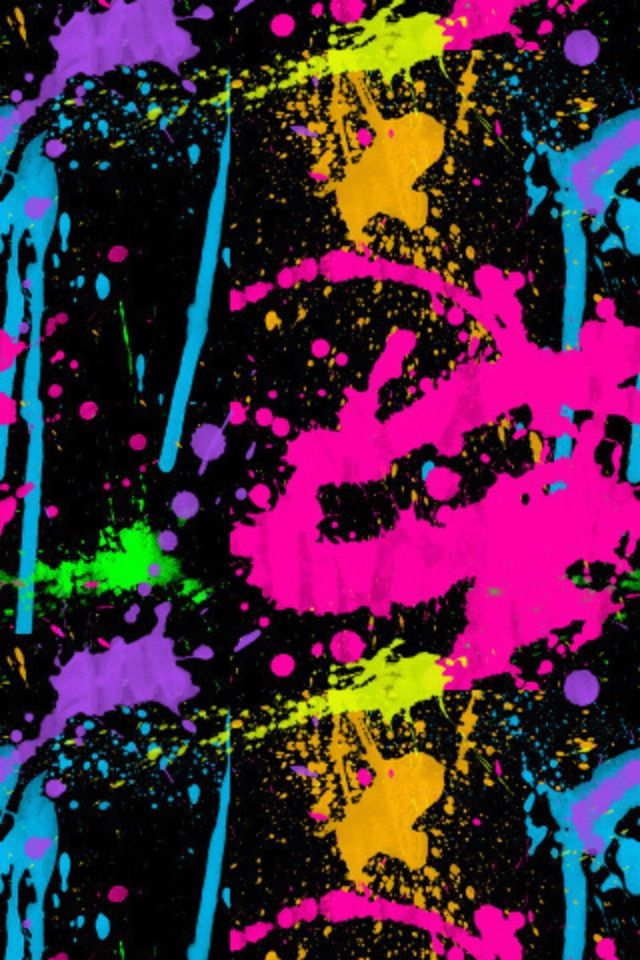 Pin by Zapata Parra on random Paint splash background Painting 640x960