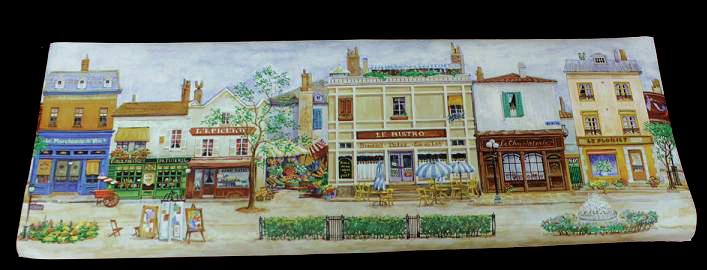 wallpaper murals canada Street 01   WallpaperMural larger image 707x270