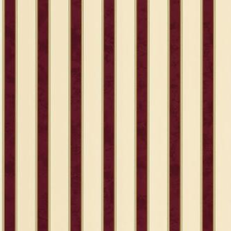 Waverly Waverly 578804 Bold Stripe Wallpaper Burgundy and Beige 500x500