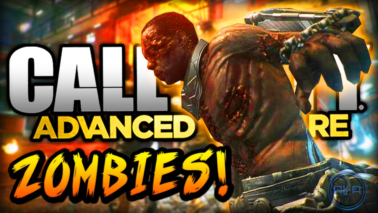 Advanced Warfare ZOMBIES CONFIRMED   NEW Call of Duty Zombies 1280x720