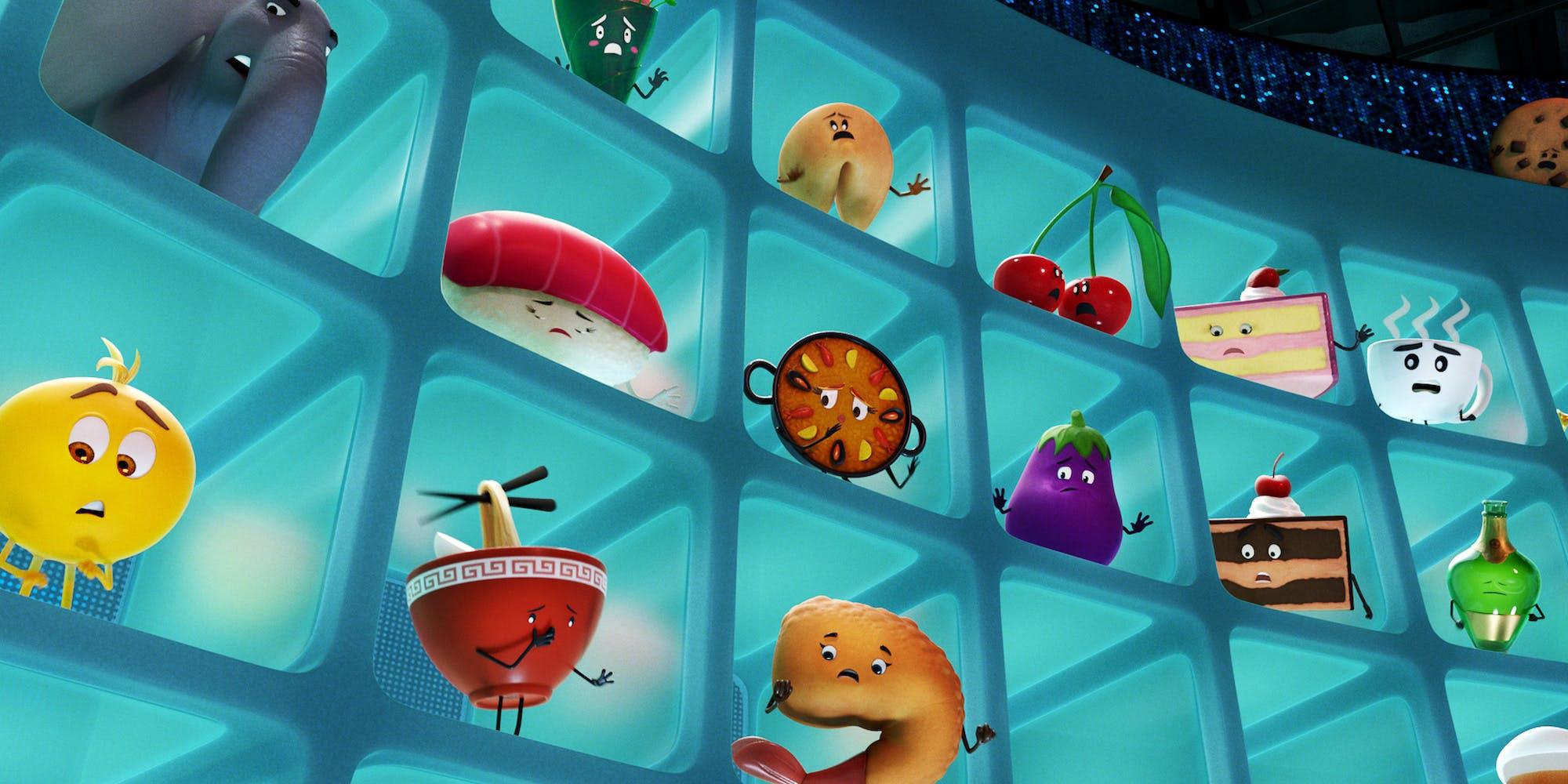 The Emoji Movie Tony Leondis Interview Screen Rant 2000x1000