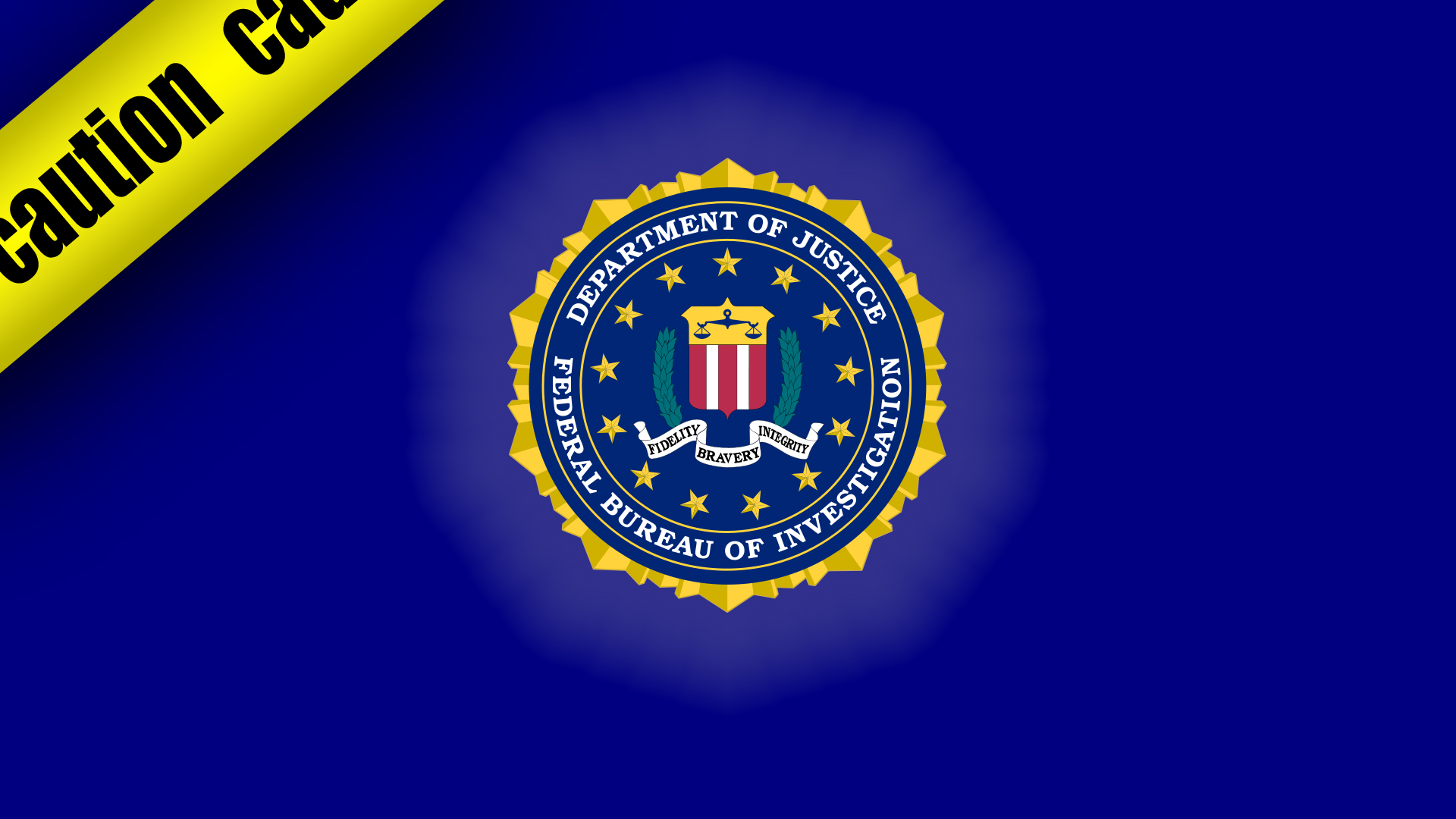 Related Wallpapers Fbi Logo With Terminal Warning Wallpapers 1920x1080