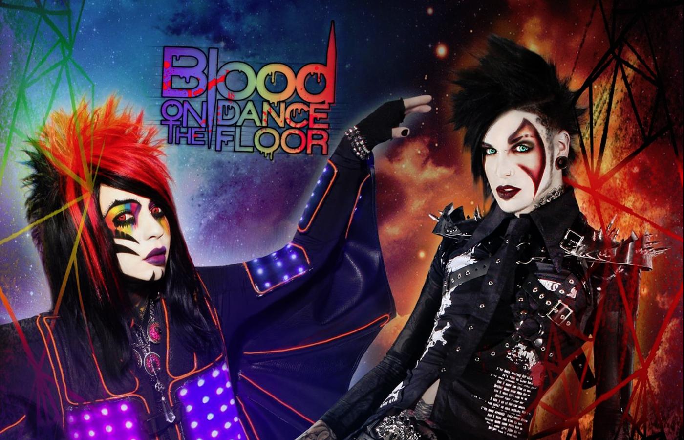 blood on the dance floor revolution backround by jayvonviolentine 1400x900