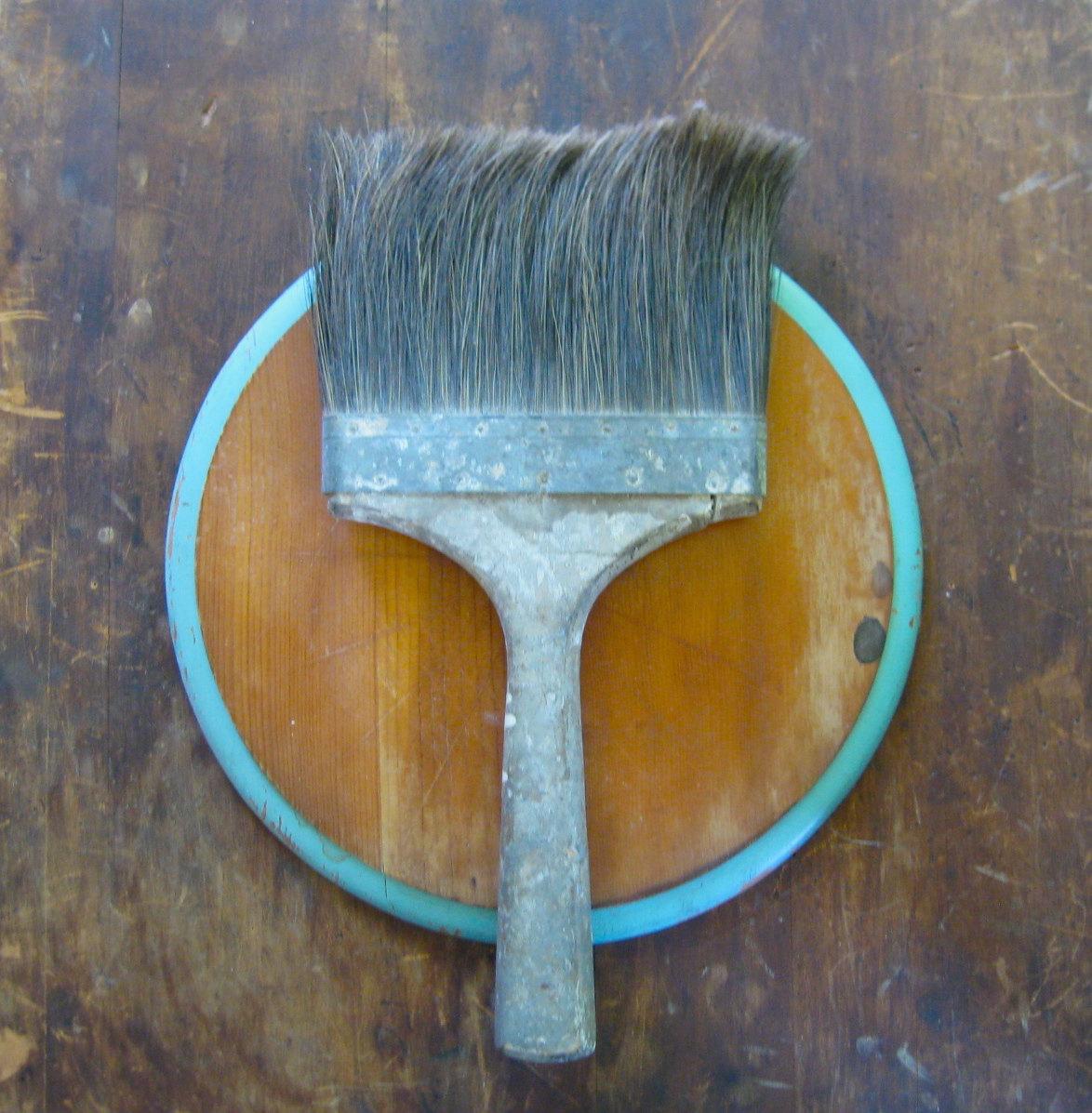 Free Download Primitive Vintage Brush Old Wallpaper Brush