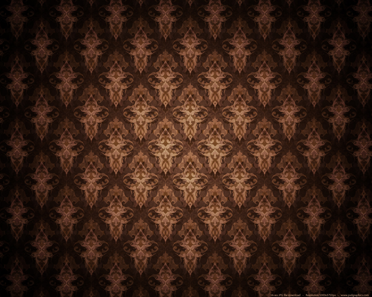 Medium size preview 1280x1024px Brown antique background 1280x1024