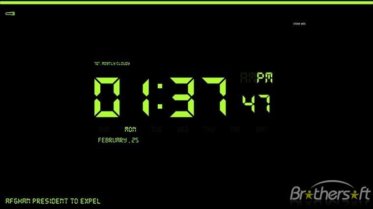 Alarm Clock HD For Windows 8 Alarm Clock HD For Windows 8 Download 759x427