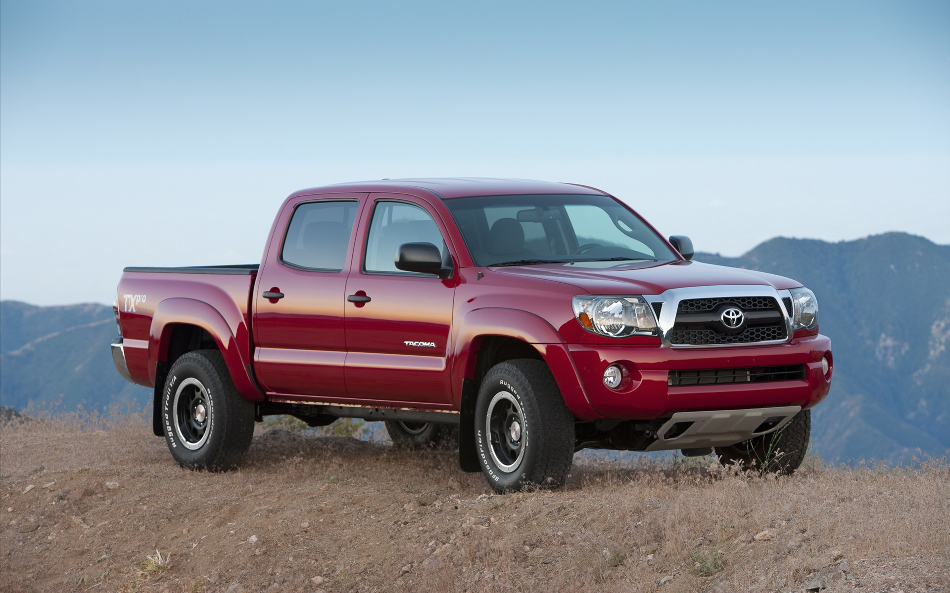 Toyota Tacoma 2011 Wallpapers 20 Sense The Car 1920x1200